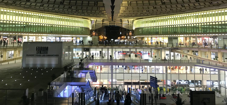 Agence retail Paris Lille 01