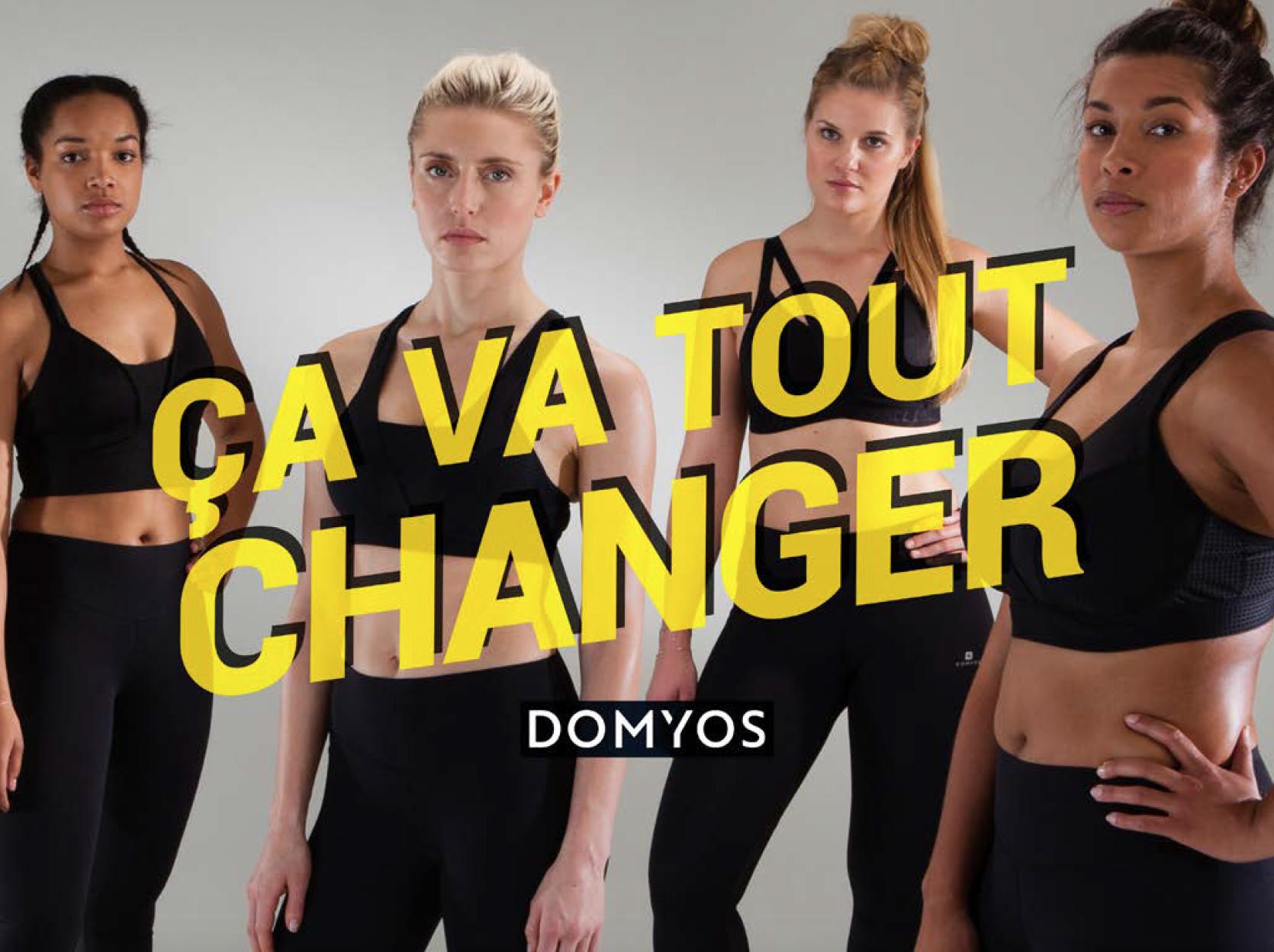 agence activation marketing Domyos Paris Lille 18