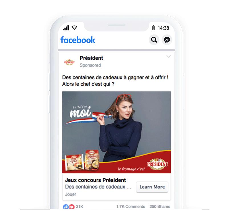 Agence social media Paris & Lille 105